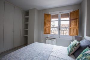 Cama o camas de una habitación en IBERICABEDS TRINIDAD