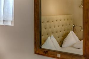 Ein Badezimmer in der Unterkunft Romantik Hotel Bären Dürrenroth