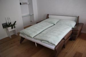 Postel nebo postele na pokoji v ubytování Apartment NUMBER 5