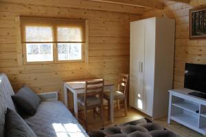 Istumisnurk majutusasutuses Aadel Guesthouse
