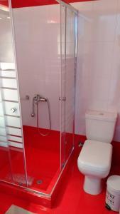 Ένα μπάνιο στο Violetta Studios