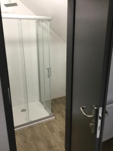 Łazienka w obiekcie Kimanoclegi
