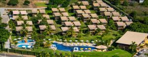 A bird's-eye view of Pipa Lagoa Hotel