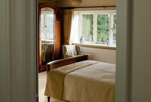 A bed or beds in a room at Nanny Brow