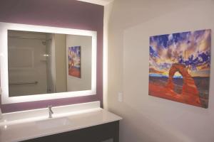 Łazienka w obiekcie La Quinta by Wyndham Kanab