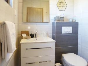 Koupelna v ubytování Apartment Petra i Nikola