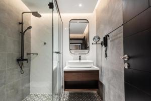 حمام في منتجع الامارات بارك