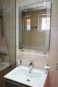 Ein Badezimmer in der Unterkunft Villa Levante