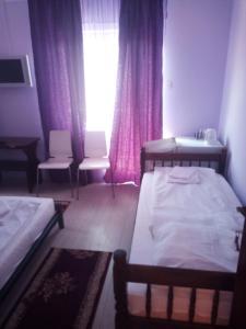 Krevet ili kreveti u jedinici u okviru objekta Rooms Vlasta