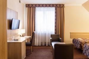 Część wypoczynkowa w obiekcie Motel DB2000