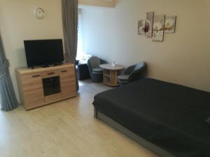 Lova arba lovos apgyvendinimo įstaigoje Ramuno Apartamentai 2