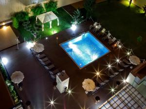 A view of the pool at Hotel & Spa Villa Olimpica Suites or nearby
