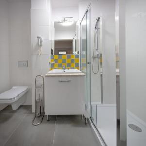 Łazienka w obiekcie Jubilat