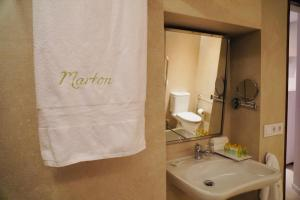 A bathroom at Marton Hotel Valldemossa
