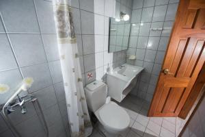 Ένα μπάνιο στο Irene Komos