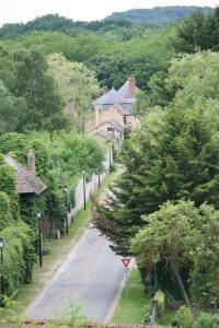 A bird's-eye view of Le Nid De Rochefort