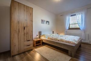 Posteľ alebo postele v izbe v ubytovaní Visit Telgart