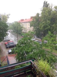 Балкон или терраса в Student-House Kazimierzowska