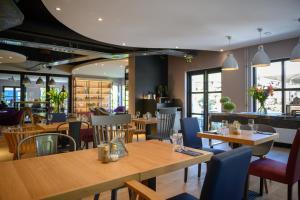 Reštaurácia alebo iné gastronomické zariadenie v ubytovaní Campanile Hotel & Restaurant Eindhoven