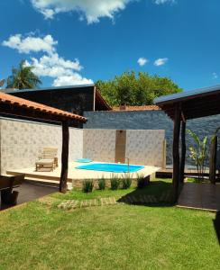 The swimming pool at or near RANCHO DA PISCINA EM BONITO