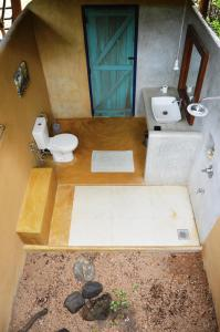 A bathroom at Back of Beyond - Dehigaha Ela