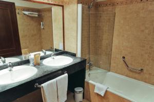 Een badkamer bij Ohtels Cabogata