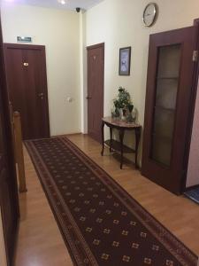 Гостиная зона в Гостиница Ямал