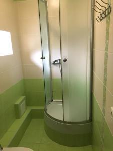 Ванная комната в Гостиница Ямал