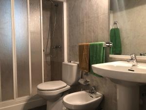 Un baño de Apartamento Lillo
