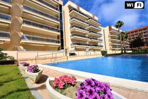 Piscina en o cerca de Residencial Ventura Park / Royal / Jerez