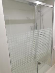 Ванная комната в Apartamentos Las Palmeras