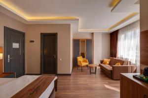 Гостиная зона в City Hotel Batumi