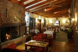 A restaurant or other place to eat at Copper Country Motor Inn & Restaurant