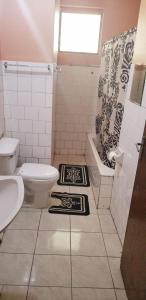 A bathroom at ELLIS HOME