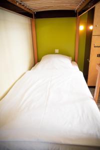 Ein Bett oder Betten in einem Zimmer der Unterkunft Backpackers St. Pauli