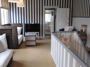 Køkken eller tekøkken på Hotel Plesner