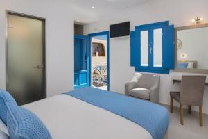 Un ou plusieurs lits dans un hébergement de l'établissement City Break