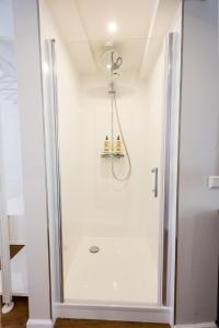 Salle de bains dans l'établissement Boutique Charme Apartment