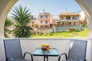 Balcon ou terrasse dans l'établissement joseph apartment