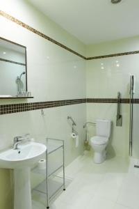 Łazienka w obiekcie Hotel Ostrawa
