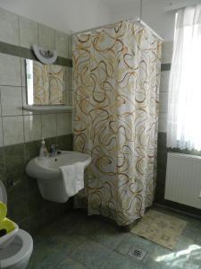 Kúpeľňa v ubytovaní Villa Maria
