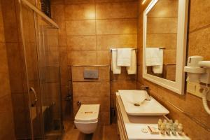 Vonios kambarys apgyvendinimo įstaigoje Istanroom by Keo