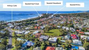 A bird's-eye view of 1/17 22nd Ave - Sawtell, NSW