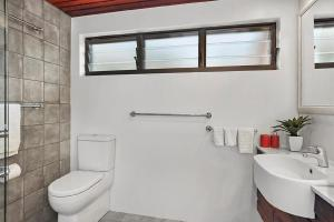 A bathroom at Beachfront 7 Penthouse - Sawtell, NSW
