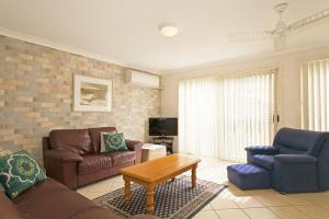 A seating area at Blue Haze 4 - Sawtell, NSW
