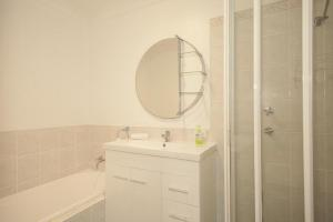 A bathroom at Blue Haze 4 - Sawtell, NSW