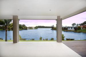 The swimming pool at or near Serenity - Beauty on the water