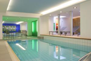The swimming pool at or near Hotel Ambassador
