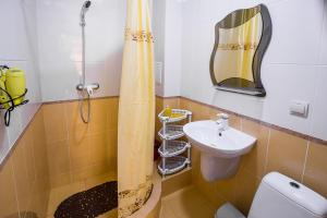 A bathroom at Guest House Golitsyna 14