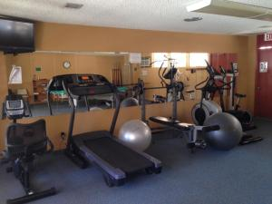 The fitness center and/or fitness facilities at Roadrunner Club 341 Home